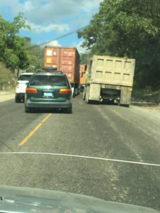 trucks to Puerto Plata