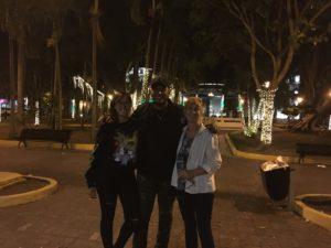 downtown santiago