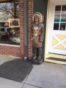 seen at Smokehouse, Thomasville, GA