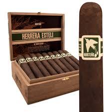pic of Drew Estates, Herrera Esteli, Norteno and box of them