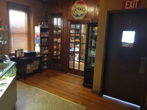 Pic of the small humidor