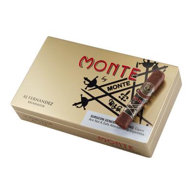 pic of a box of Monte Cristo Monte