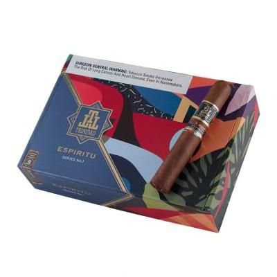 pic of a box of Trinidad Espiritu