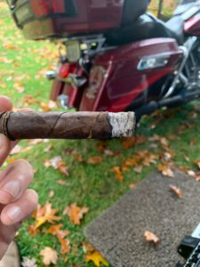 Pic of a CAO Orellana with my bike behind it and Dave's garage