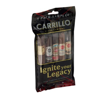 Pic of a 5 pack of EPC Cigars