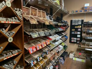 Another pic inside one of the humidors