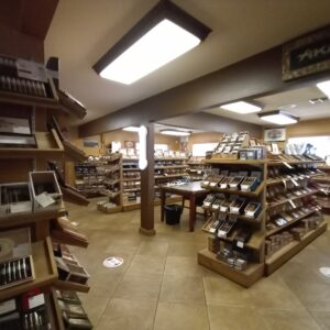 Another Pic of finks Humidor