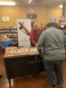 pic of the Patoro display at Finks (Helotes)