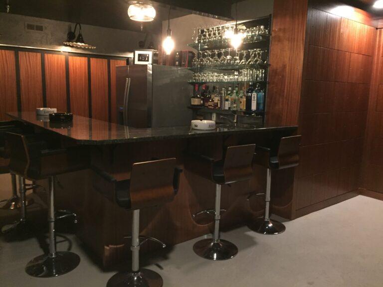 pic of the bar at Summit